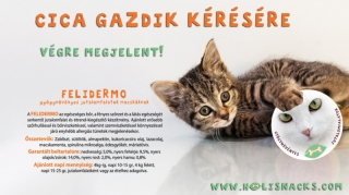 FELIDERMO FOR CATS